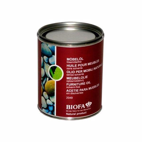 Óleo móveis e guarnições - verniz Biofa