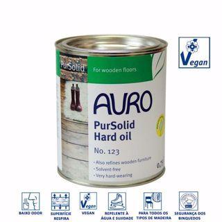 0,75L auro óleo duro pursolid 123