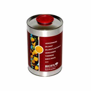 0,5L Diluente Natural da Biofa