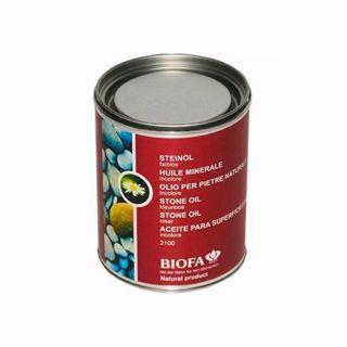 1 L óleo verniz de pedra e superfícies minerais da Biofa