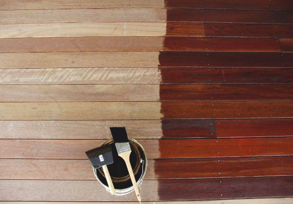 Pintar deck