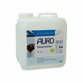 Ligante de silicato Nº 304 2 Litros para tintas Auro