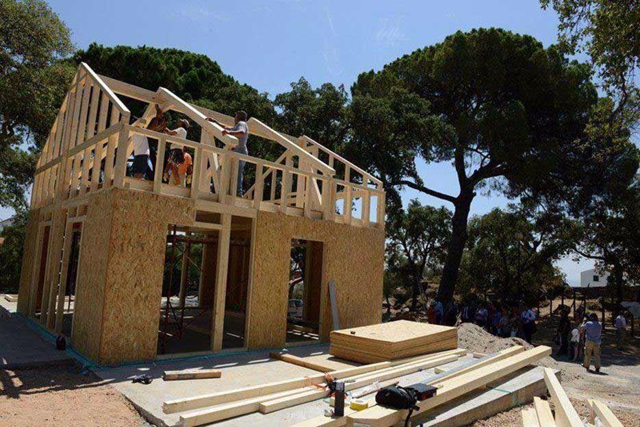 Materiais para a Construção Sustentável
