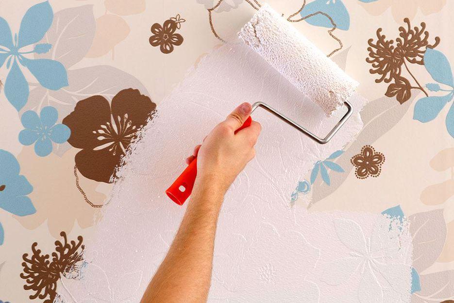 Pintar sobre papel de parede? É mesmo possível? Como?