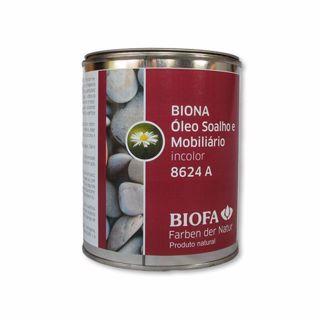 óleo de soalho e mobiliário verniz Biofa